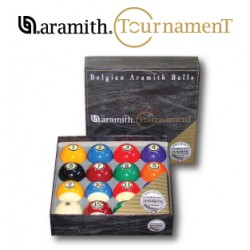 Ensembles de Boules Aramith Duramith Tournament