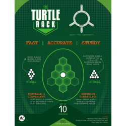 Mezz Turtle Rack 9/10 ball
