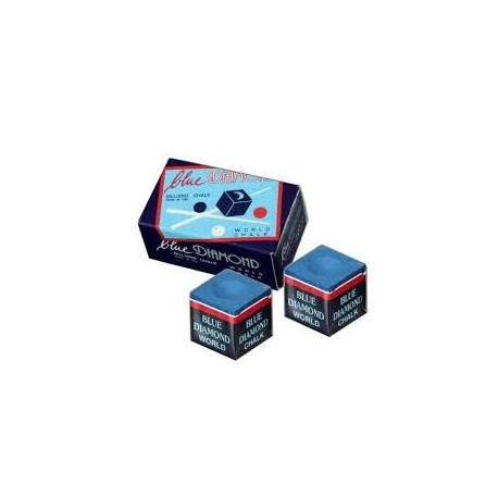 Blue Diamond Chalk (two pack)