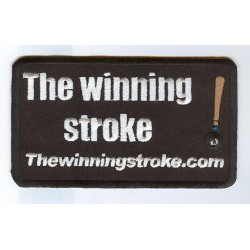 Thewinningstroke Patch